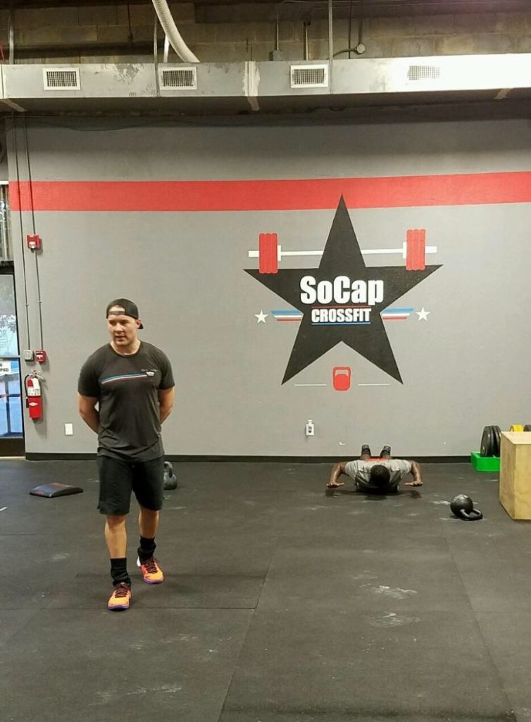 Workout – Friday 08/30/2019