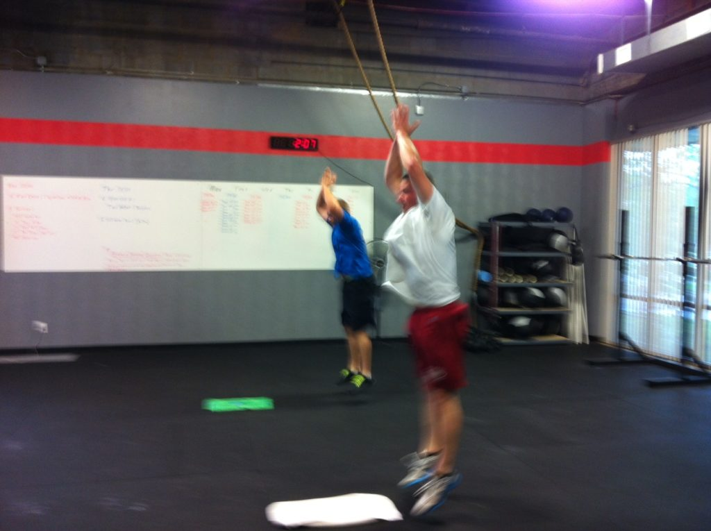 Workout – Friday 08/23/2019