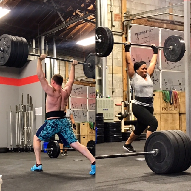 Workout – Thursday 09/26/2019