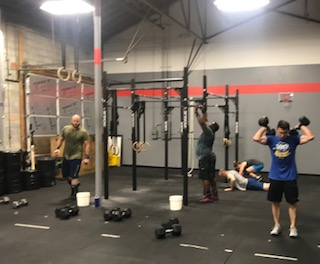 Workout – Wednesday 10/23/2019