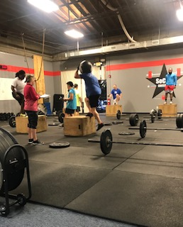 Workout – Wednesday 11/06/2019
