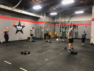Workout – Wednesday 12/18/2019