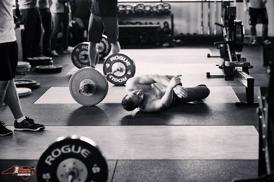 Workout – Wednesday 12/04/2019