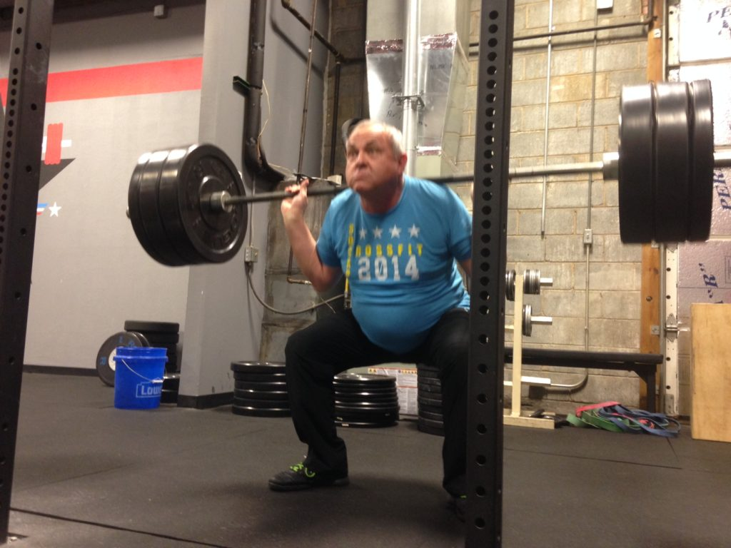 Workout – Friday 12/06/2019